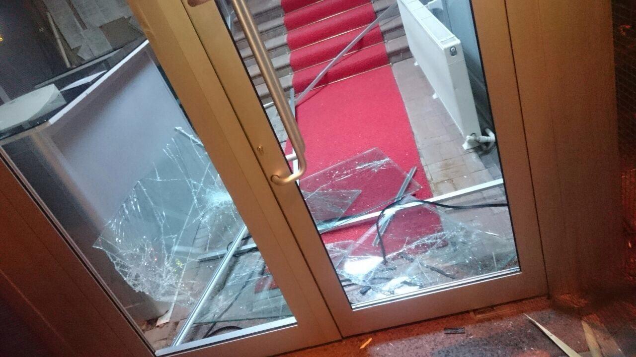 Офис турецкого Фенербахче подвергся нападению