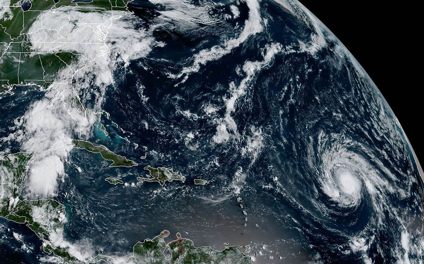 US Air Force Base evacuated due to approaching hurricane Michael