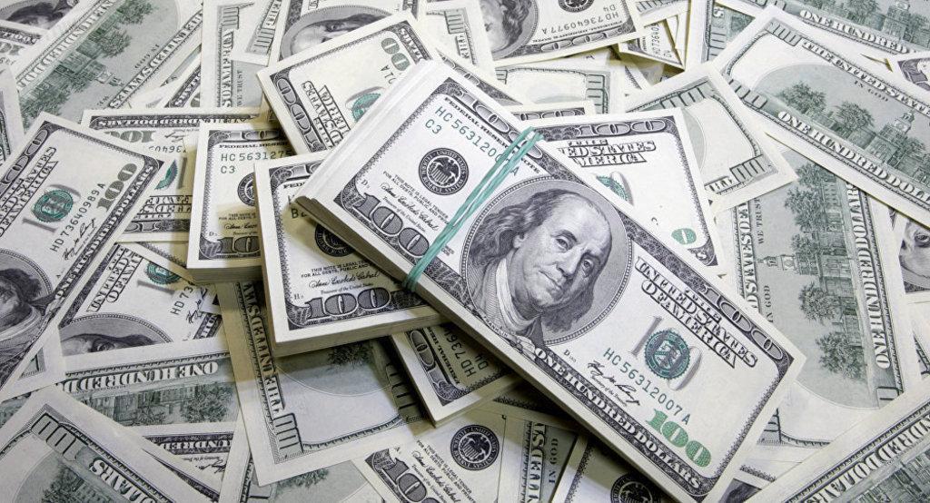 Azərbaycanda valyuta hərracında dollara tələb 22%-dən çox artıb