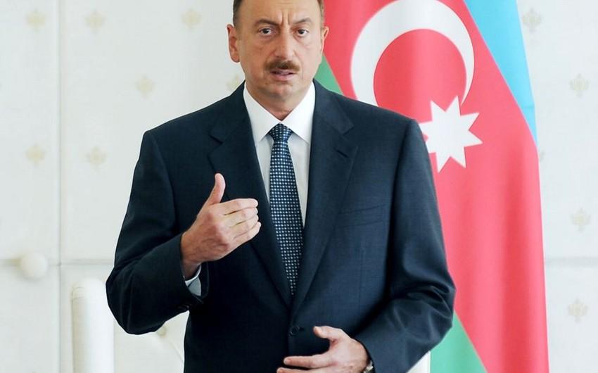 Azərbaycan Prezidenti ATƏT-in Bakı ofisinin bağlanmasının səbəbini açıqlayıb