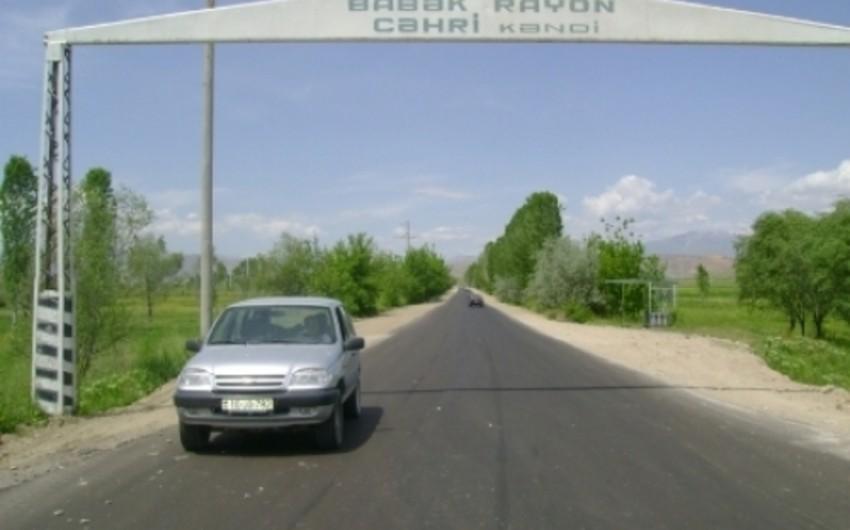 Babək və Culfa rayonlarının inzibati ərazi bölgüsündə qismən dəyişikliklər edilib