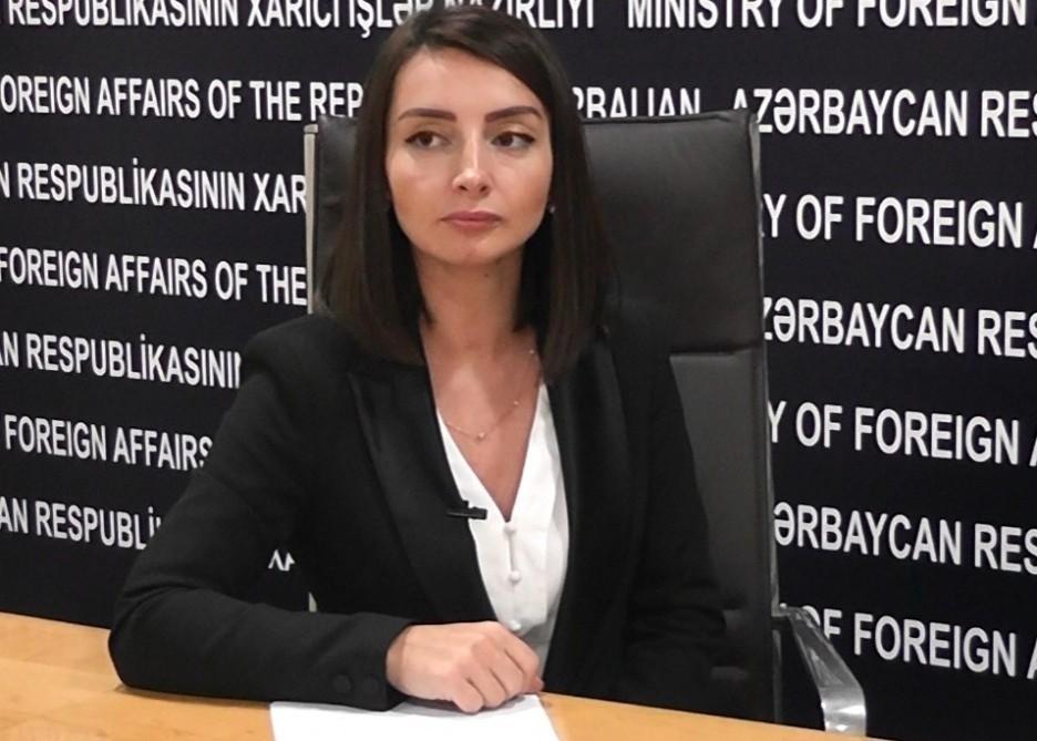 Azərbaycan XİN avrokomissarın bəyanatına münasibət bildirib