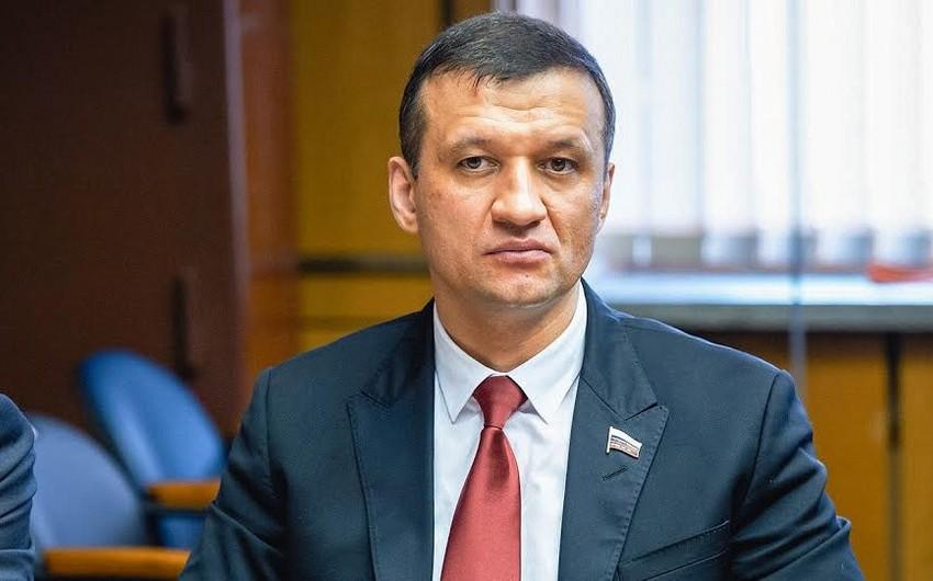 Российский депутат: Баку становится мировой туристической Меккой