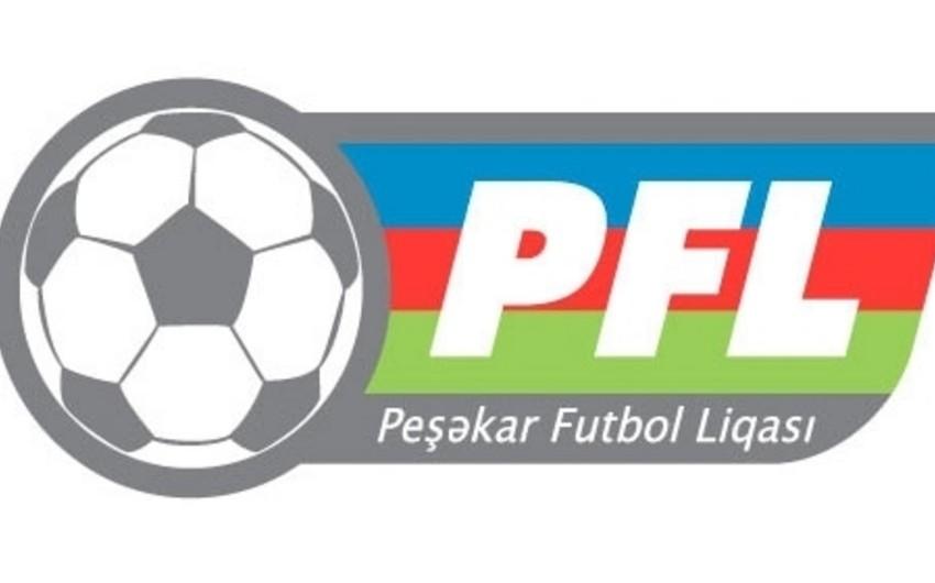 В связи с непогодой изменено место 2 матчей Премьер-лиги Азербайджана