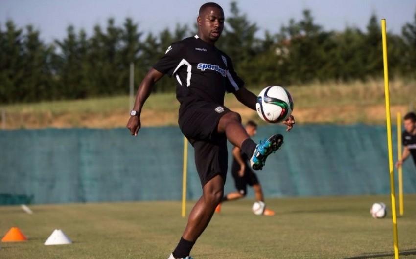 Yunanıstan klubunun futbolçusu Qarabağla oyundan öncə zədələnib