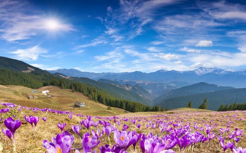 May ayının hava proqnozu açıqlandı