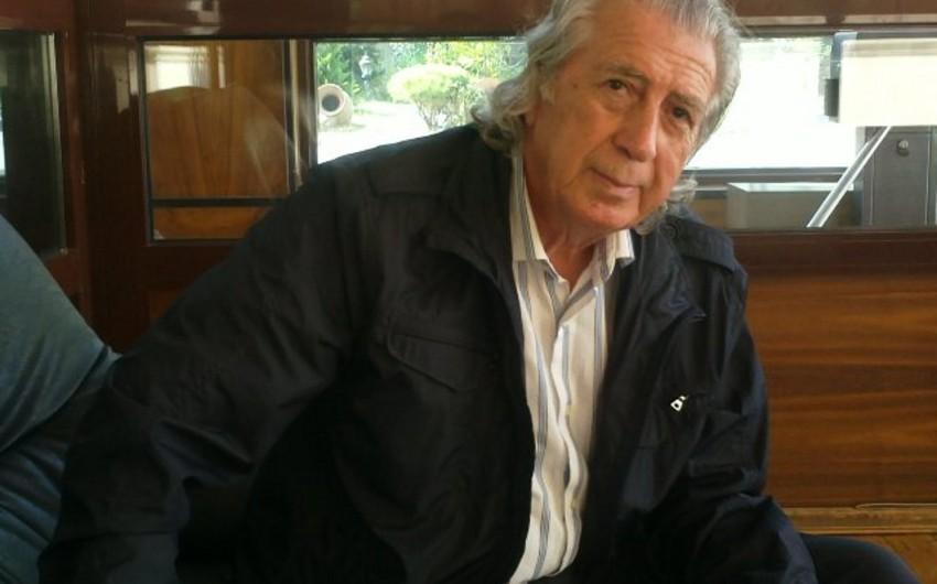 Xalq artisti Rafiq Əzimov 77 yaşını qeyd edir