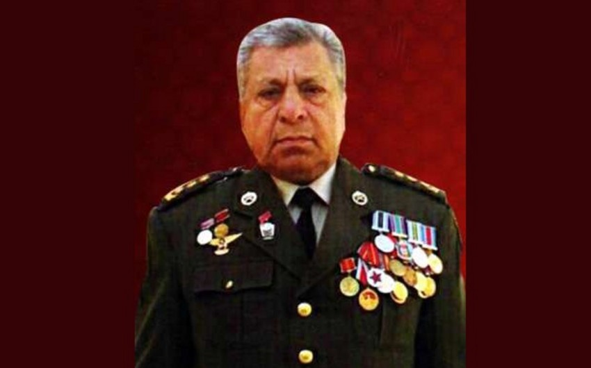 Former Office Chief of Azerbaijani Defence Ministry dies