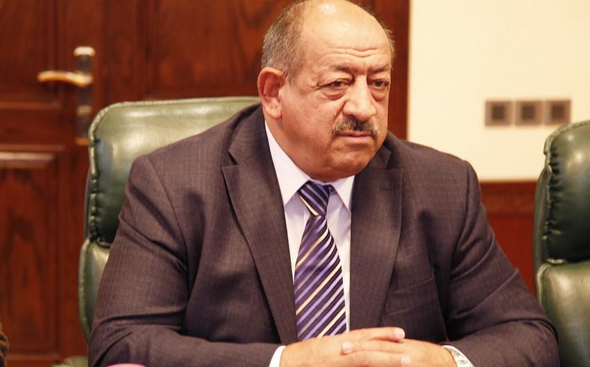 Bayram Səfərov Prezidentin iştirak etdiyi konfransda yatması ilə bağlı məlumatlara münasibət bildirib