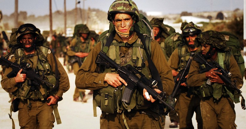 İsrail Ordusu HƏMAS-ın Təhlükəsizlik Xidmətinin ofisini məhv edib