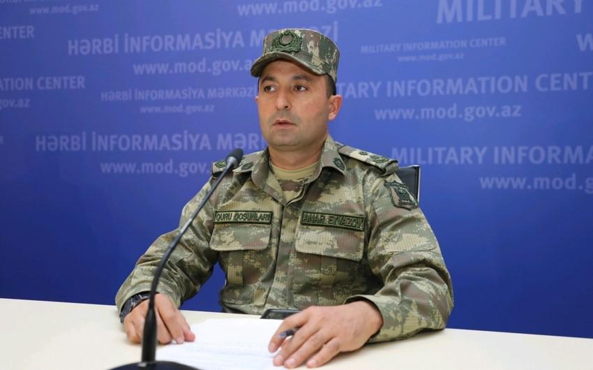 МО: Проводится полный анализ предоставленных Арменией карт минных полей