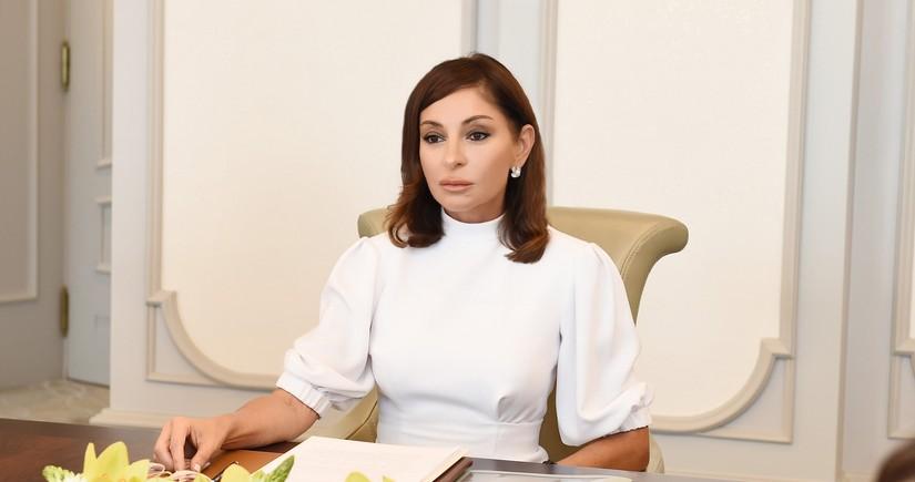 Мехрибан Алиева выразила соболезнования народу Турции