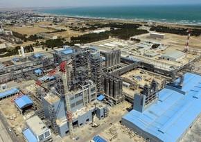 Азербайджан в этом году экспортировал полиэтилен на 58 млн долларов