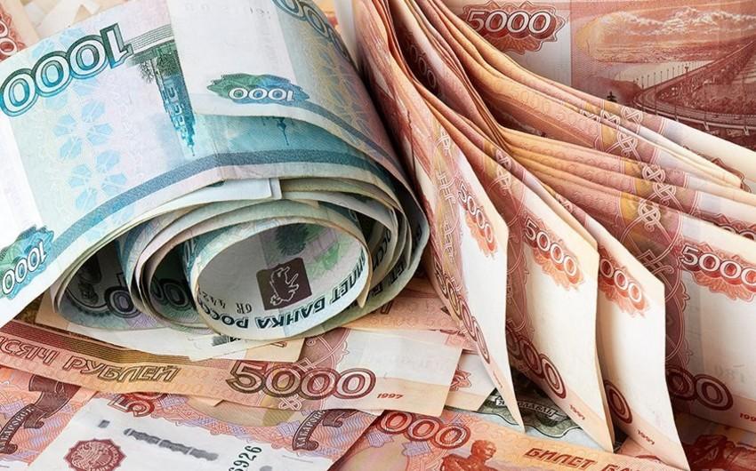 Rusiya əhalisinin banklardakı vəsaitləri 450 milyard dolları keçib