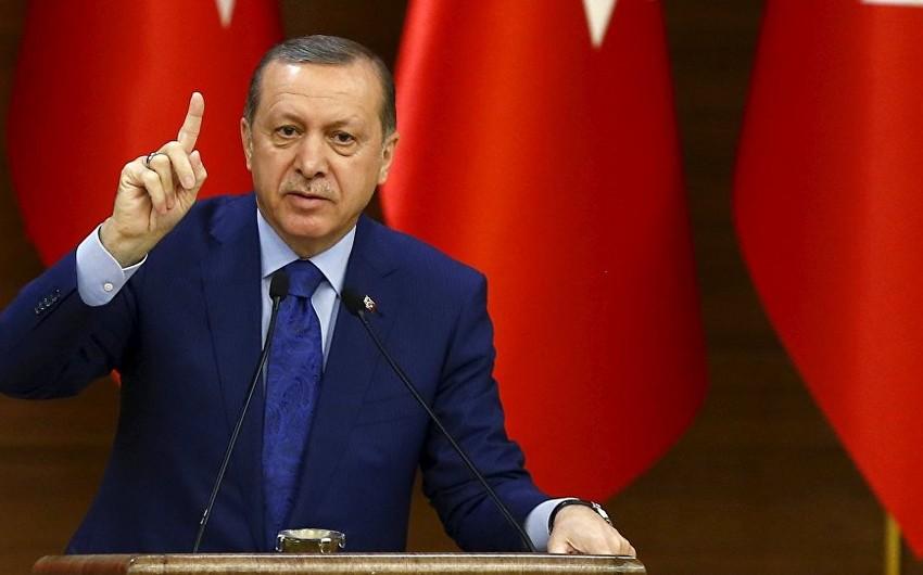 Ərdoğan: Türkiyə heç kimin qapısının qulu deyil