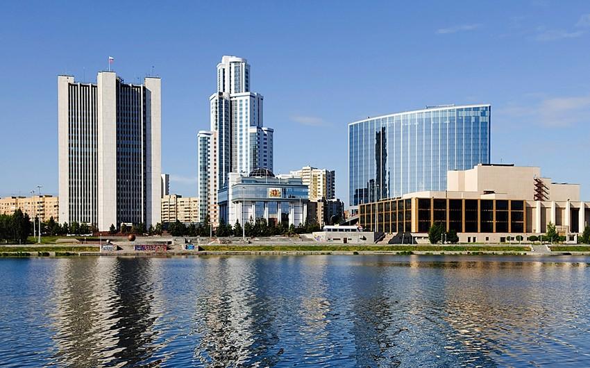 Yekaterinburqda Azərbaycanın milli ticarət mərkəzi açılacaq
