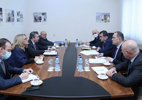 Turkish Deputy Foreign Minister visiting Georgia