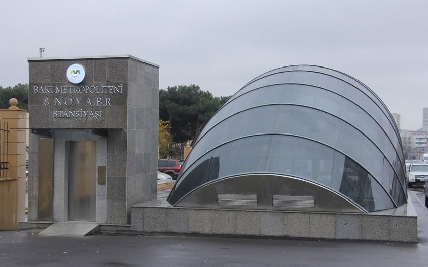 Работы на станции метро 8 ноября на завершающей стадии