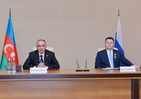 Russia's Prosecutor General calls his Azerbaijani counterpart