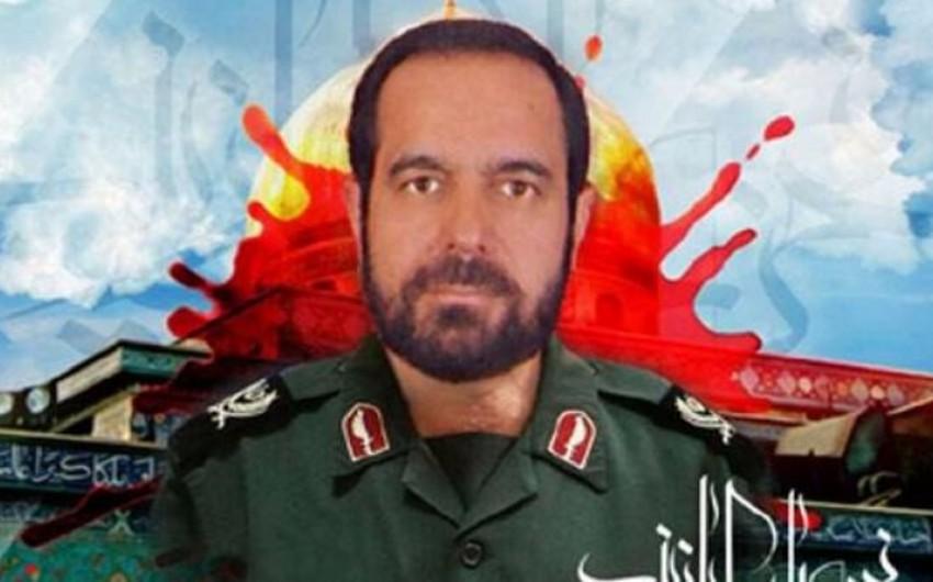 Suriyada daha bir iranlı general öldürülüb