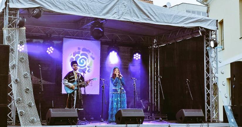 Азербайджан представлен на фестивале в Литве