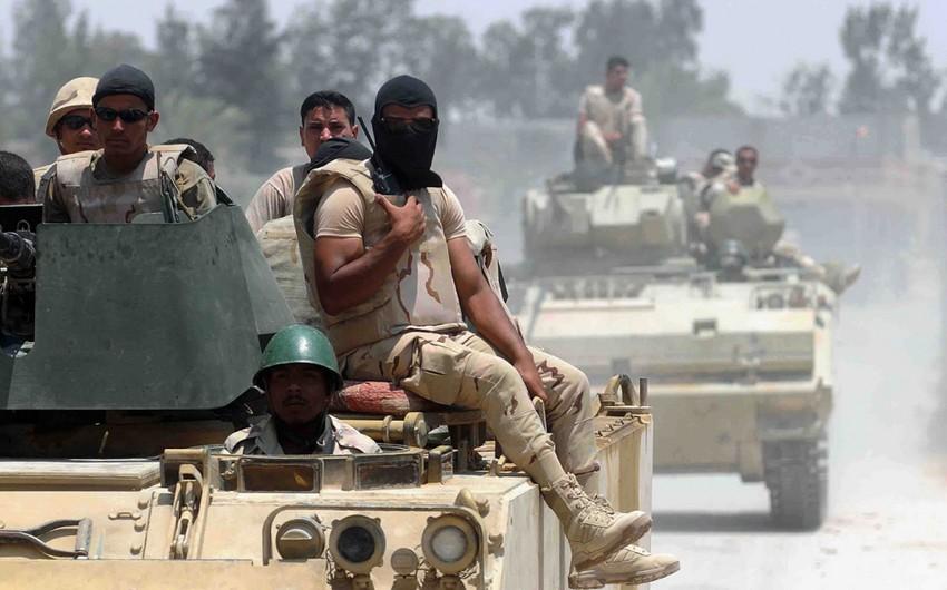 Армия Египта ликвидировала 89 боевиков на Синайском полуострове