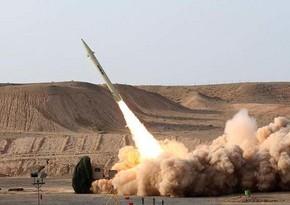 İsrail Qəzzadan buraxılan raketi vurdu