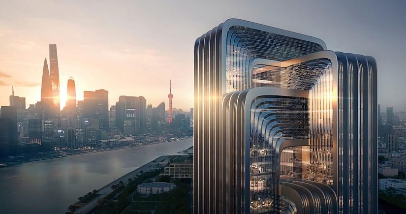 В Шанхае объявили оранжевый уровень опасности из-за жары