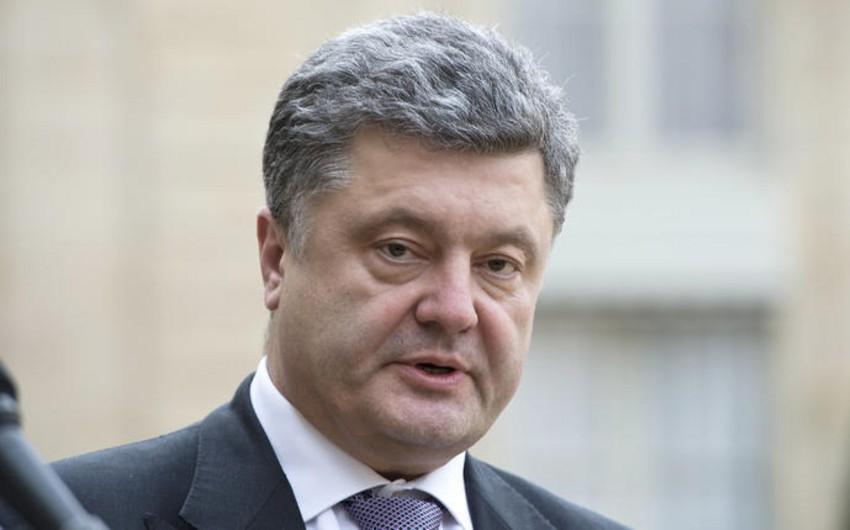 Ukrayna Rusiya ilə dostluq müqaviləsinə xitam verib
