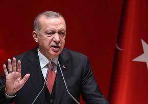 """Türkiyə prezidenti: Ermənistan mənim dostuma, soydaşlarıma təcavüz edir"""""""