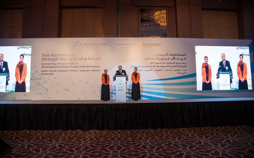 AZAL presents new destinations to Saudi Arabia