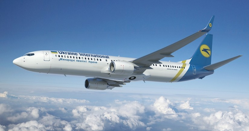 Ukraine International Airlines to resume Kyiv - Baku flights