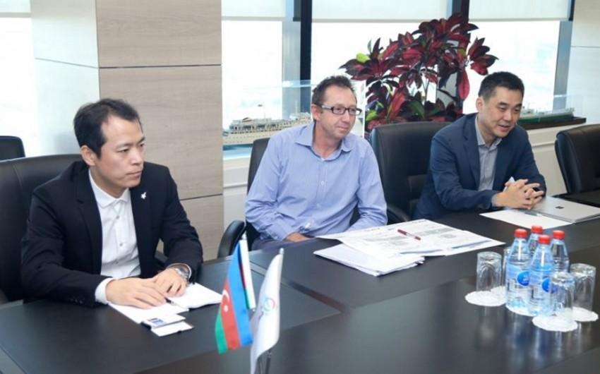 Азербайджан обсуждает с Австралией и Китаем планы будущего сотрудничества в судостроении