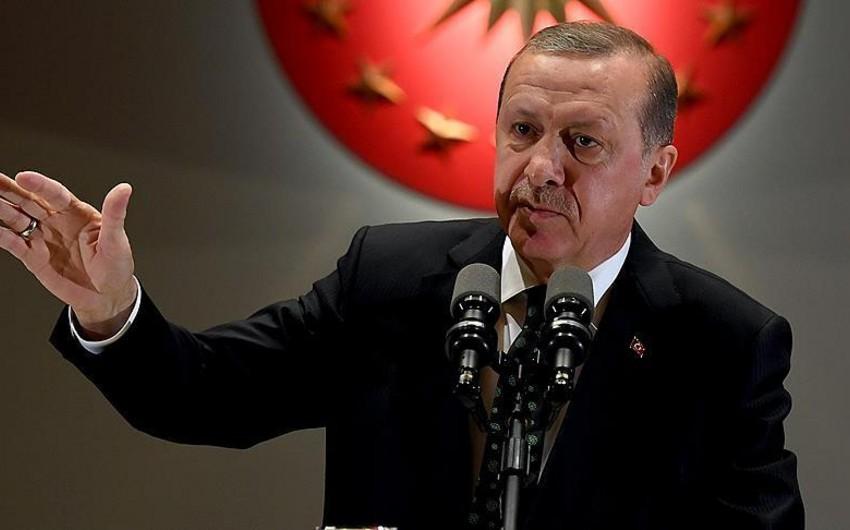 Türkiyə prezidenti ölkədə həbslərin davam edəcəyini bildirib