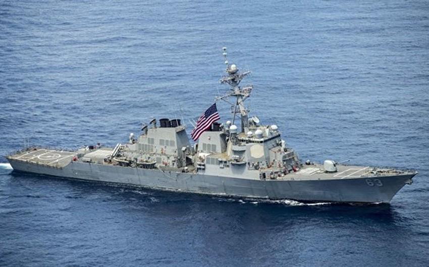 ABŞ, Yaponiya və Cənubi Koreya birgə hərbi təlimə başlayıb