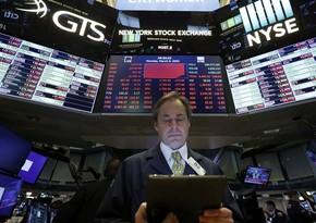 Nyu-York birjasında indekslər müxtəlif cür dəyişir