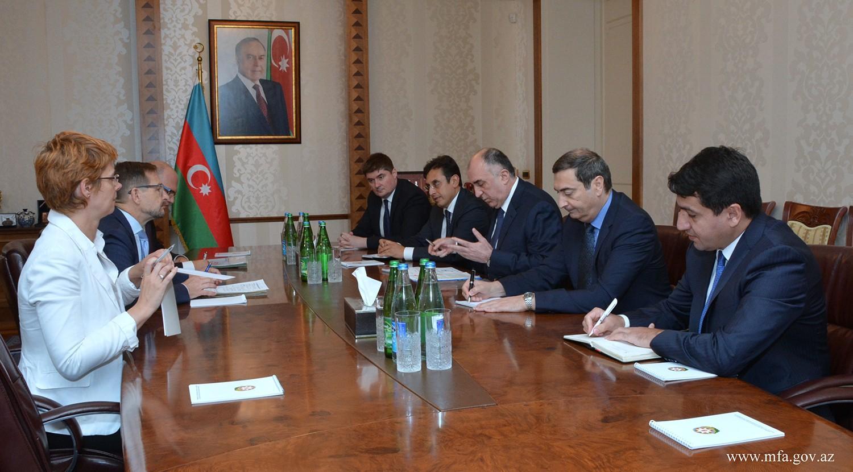 Мамедъяров: Азербайджан готов к интенсивным переговорам по достижению прогресса в урегулировании карабахского конфликта