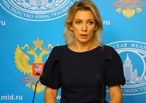 Zakharova: Refugees from Azerbaijan have right to return to their lands