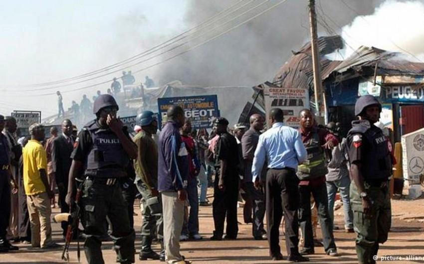 Nigeriyada terror aktları nəticəsində 7 nəfər ölüb, 30 nəfər yaralanıb