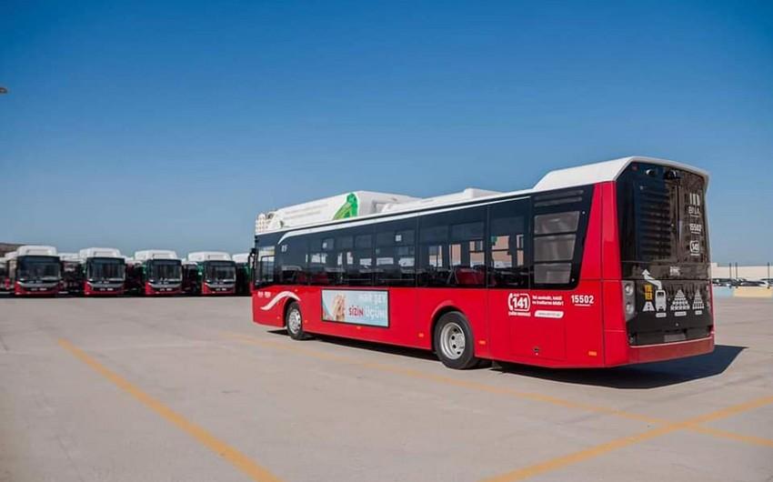 BNA: Sədərəyə yeni avtobuslar işləyəcək