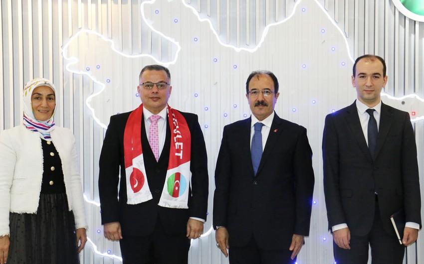 Azərbaycan-Türkiyə iqtisadi əməkdaşlığı müzakirə olunub