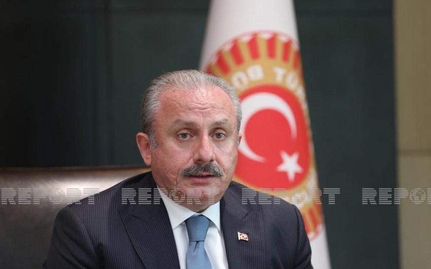 Шентоп: Предложение Азербайджана о подписании мирного договора с Арменией - важный шаг