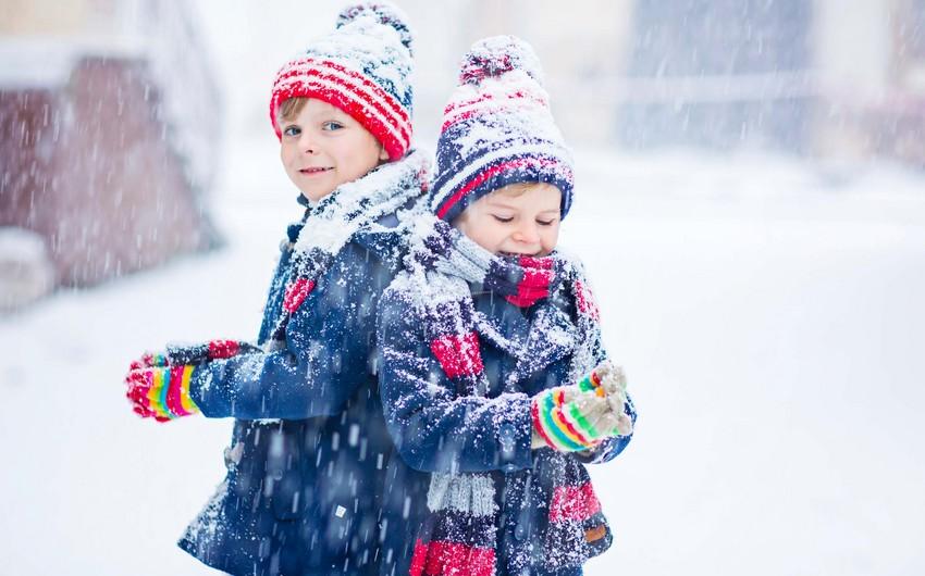 Названо время зимних каникул в школах