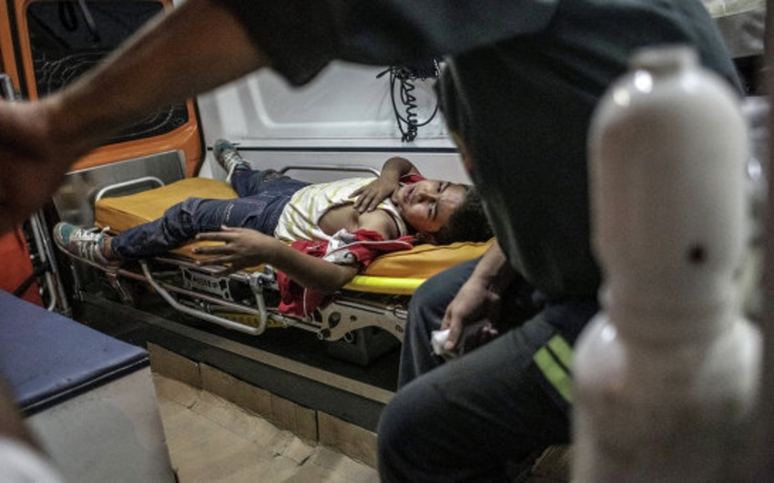 Qahirədə gecə klubuna hücum zamanı 18 nəfər ölüb