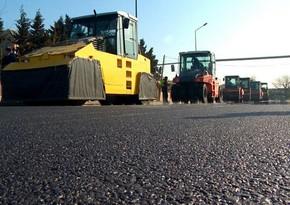 Naftalanda avtomobil yollarının təmirinə 3 milyon manat ayrıldı
