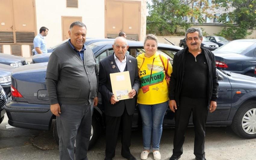 Daha 50 avtomobil müharibə əlillərinə təqdim edilib