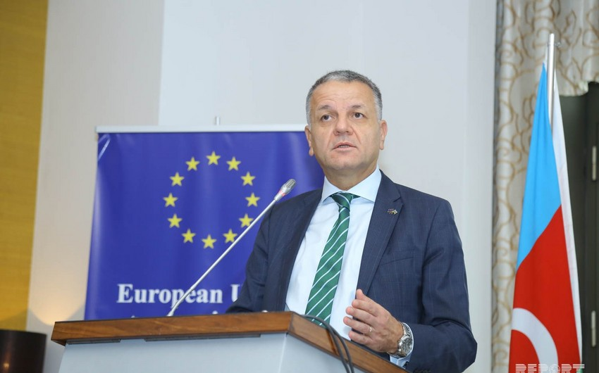 EU to allocate nearly  13 million for development of agricultural and industrial sector of Lankaran