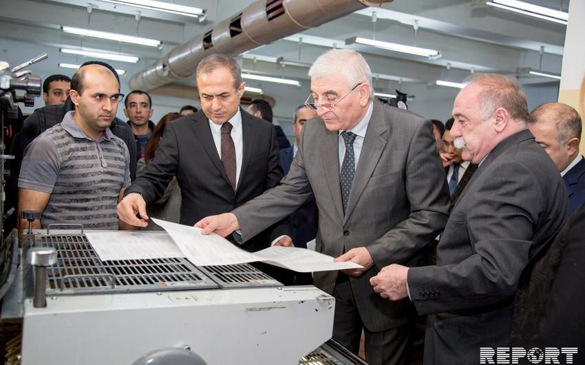 В Азербайджане создаются новые избирательные участки