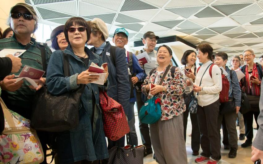 Bakı aeroportunda 15 ölkənin vətəndaşlarına viza 2 dəqiqəyə veriləcək