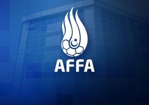 AFFA İntizam Komitəsinin iclası keçirilib